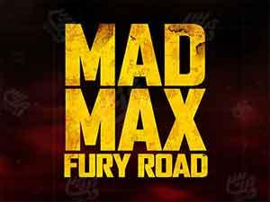 آموزش فتوشاپ حرفه ای تایپوگرافی پوستر فیلم مکس دیوانه